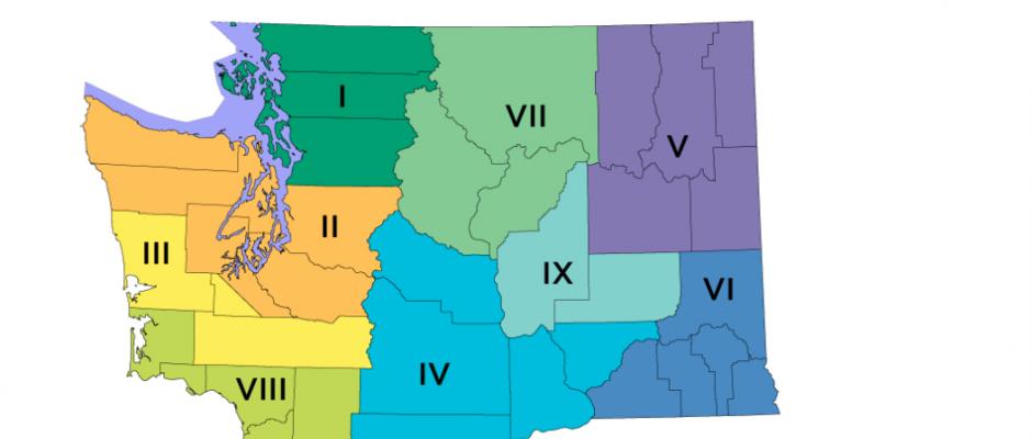 FFA WAshington Map