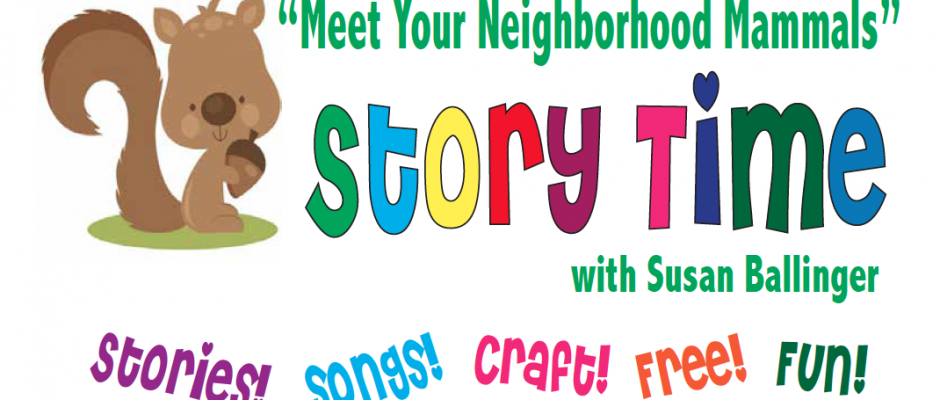 Story Time Manson Library